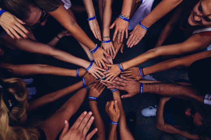 Joining Our Hands for Peace