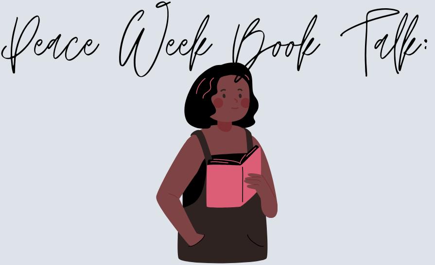 Peace Week Book Talk: Well-Read Black Girl by Glory Edim