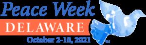 Peace Week Delaware 2021 Logo
