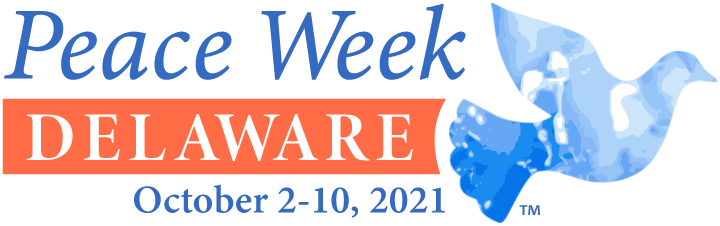 Peace Week Delaware 2021 Logo