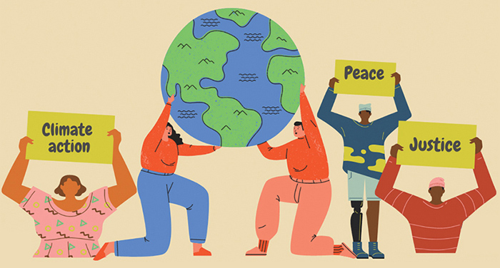 Creating Peace Through Climate Action: Empowering Conversations
