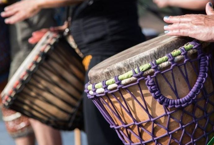 Drum Circle & Healing Sound Bath Concert