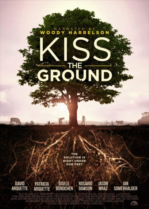 Film: Kiss the Ground with discussion to follow